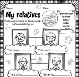 My relatives
