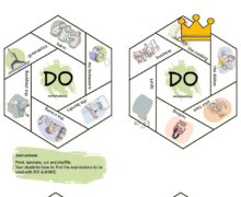 Make or do puzzle game